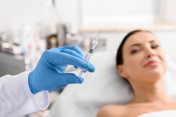 мезотерапия под глаза в салоне Таис