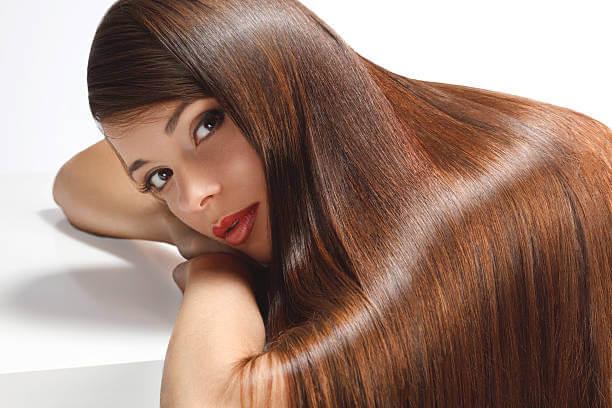 Кератиновое выпрямление волос в салоне Таис