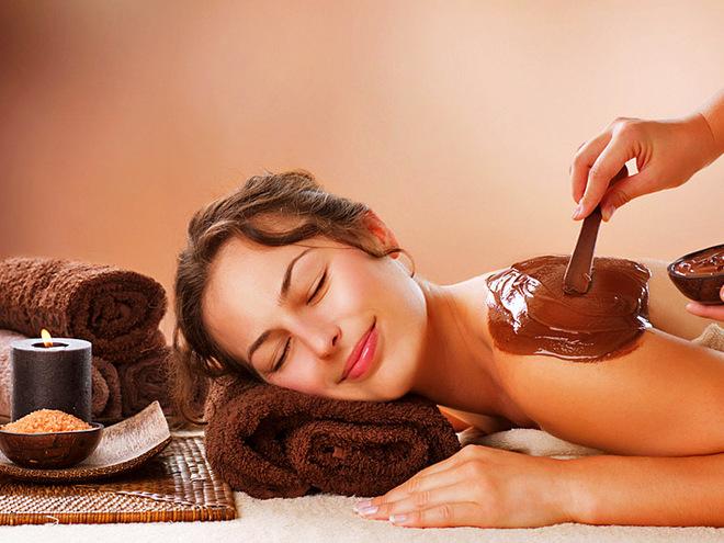 шоколадное обертывание цена удивляет в салоне Таис
