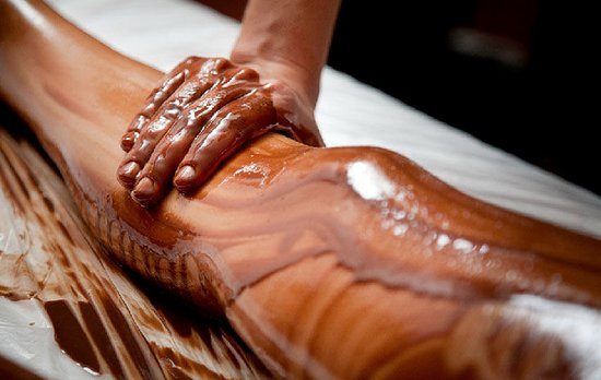 шоколадные обертывания в салоне Таис